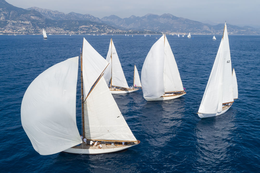 Le Yachting de tradition triomphe à Monaco !